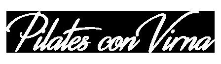 Pilates con Virna Logo
